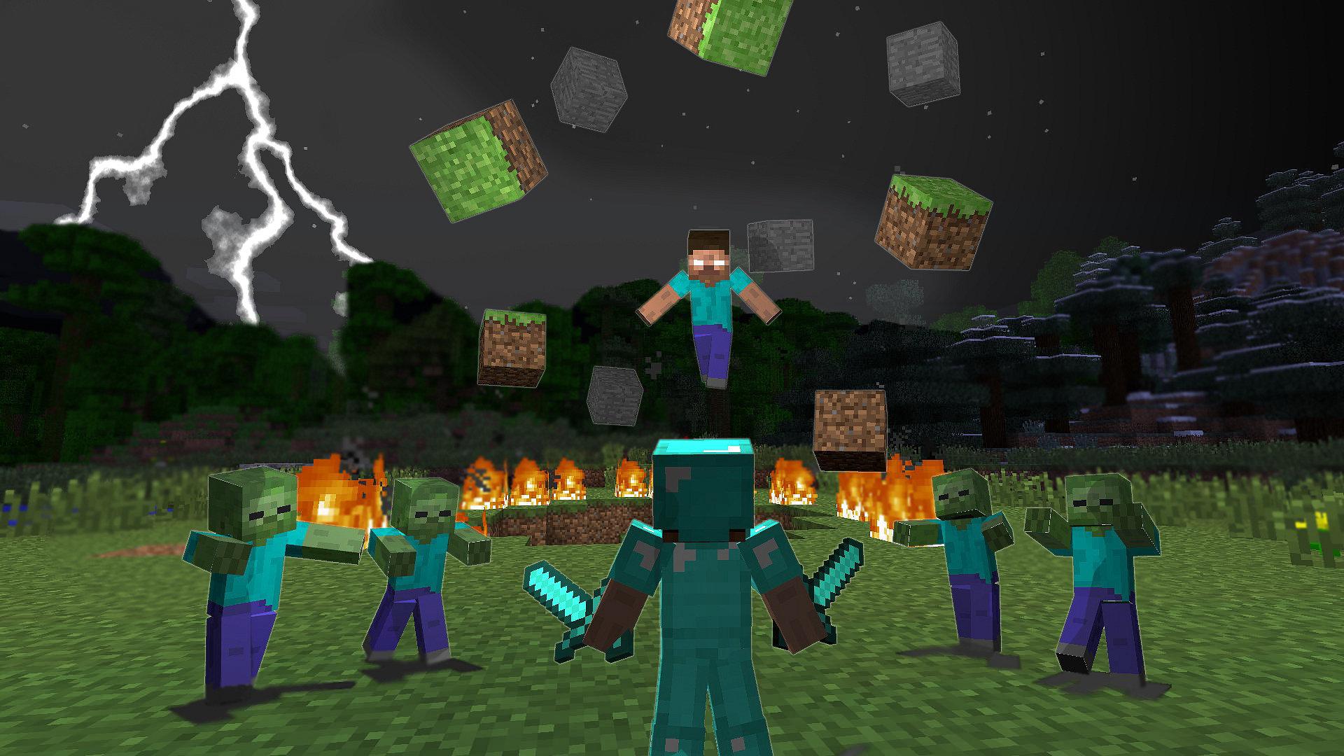 Herobrine Mod 1 7 10 1 7 2 1 6 4 1 5 1 Minecraft Modinstaller