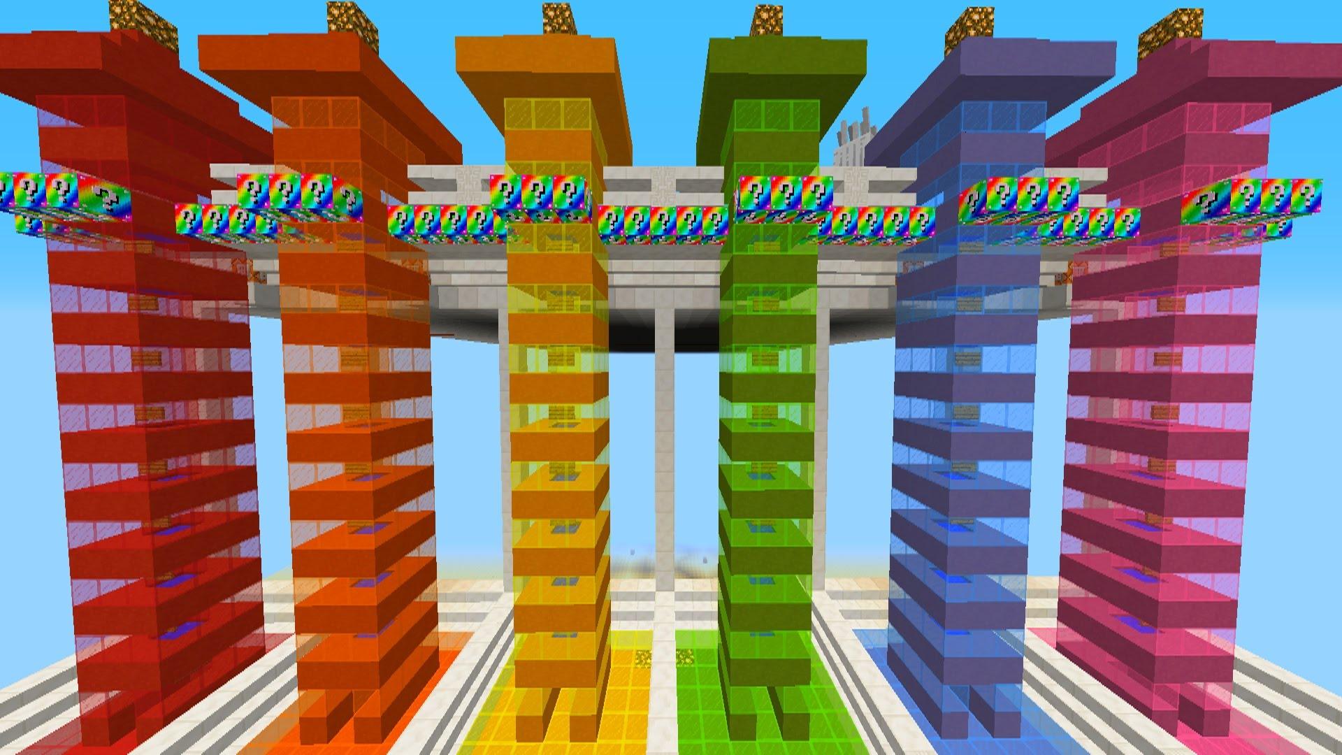 Lucky Block Spiral Mod - 1.8.9/1.8   Minecraft Modinstaller