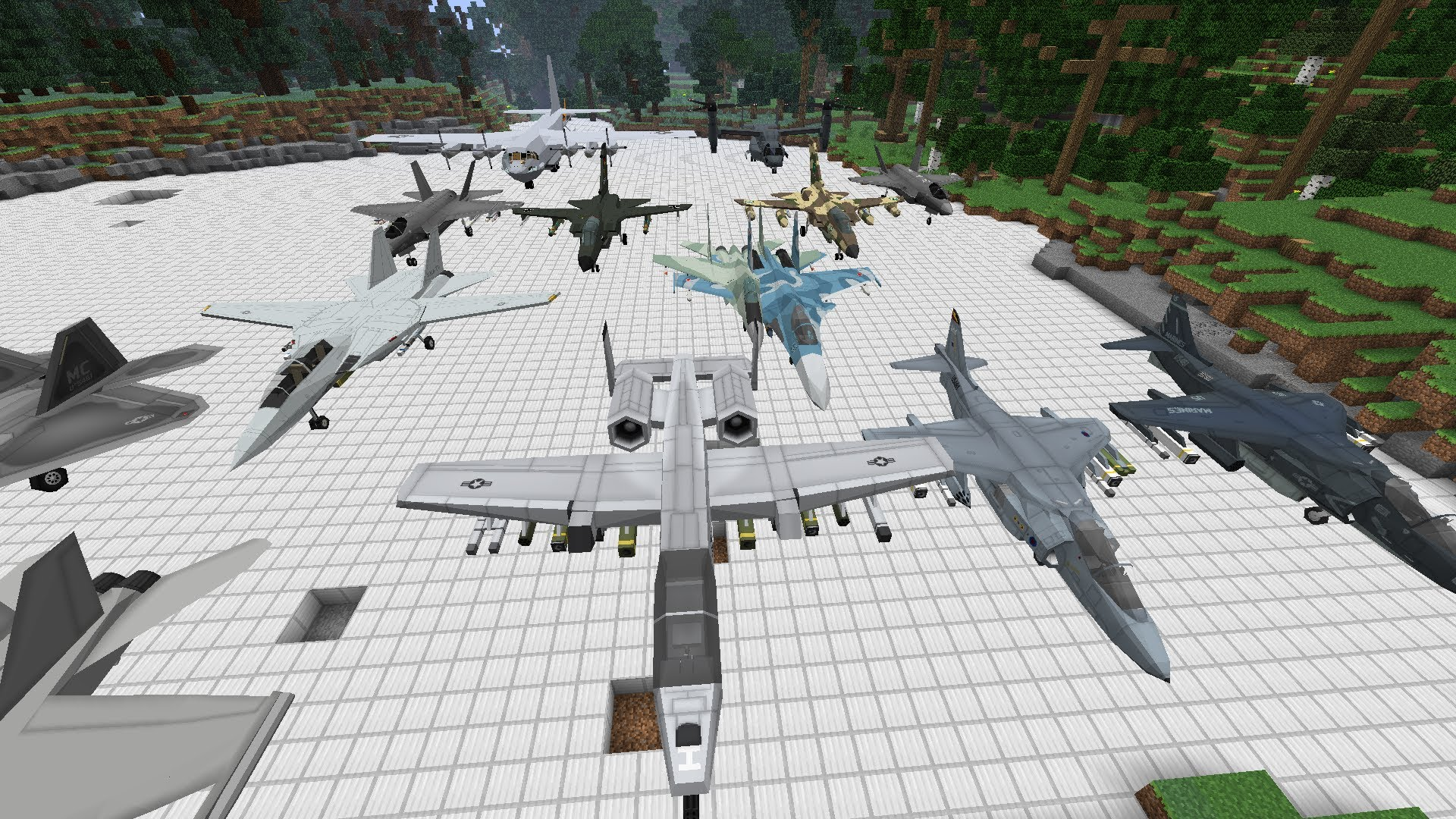 helicopter in minecraft with Modinfo on Watch in addition Russian Aircraft Carrier Admiral Kuz sov additionally Creative Perler Beads Ideas together with Modinfo moreover Acdata ah64 en.