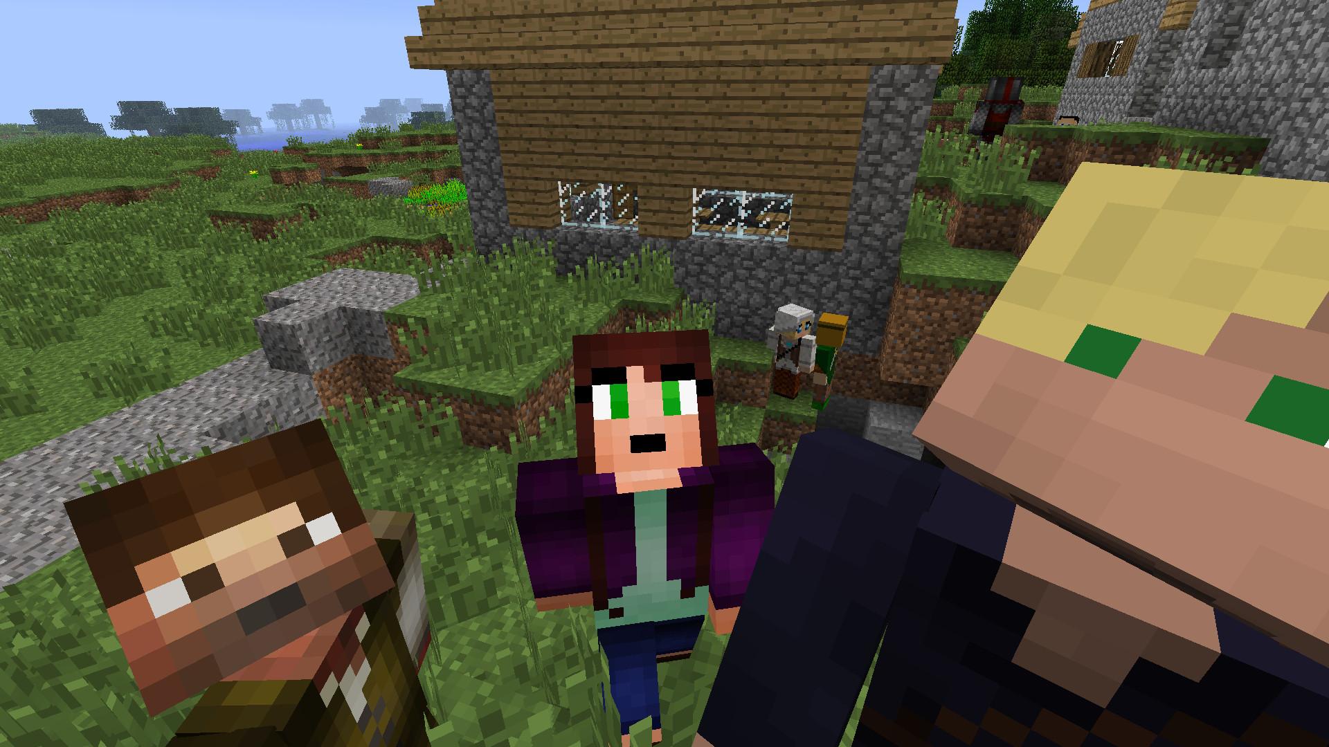 Minecraft Comes Alive Mod - Minecraft spieler skin download