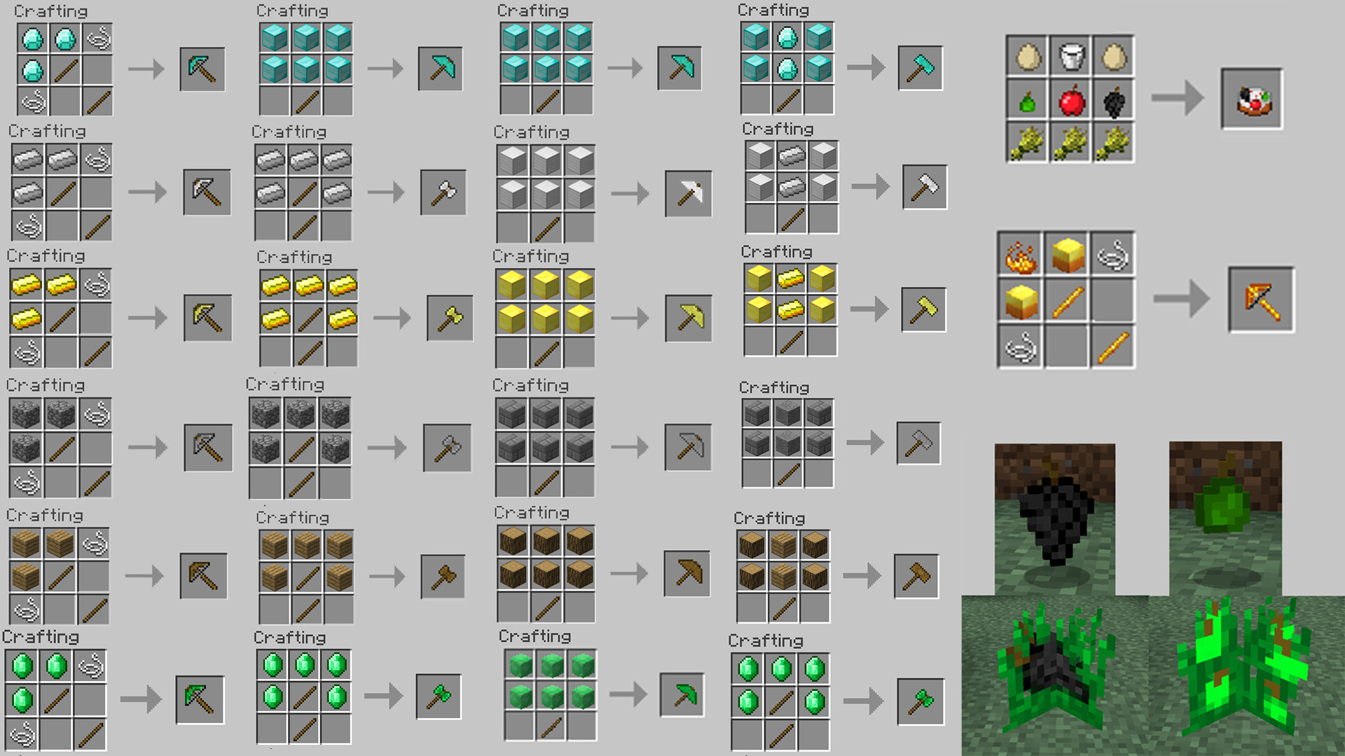 how to make op weapons in minecraft pe