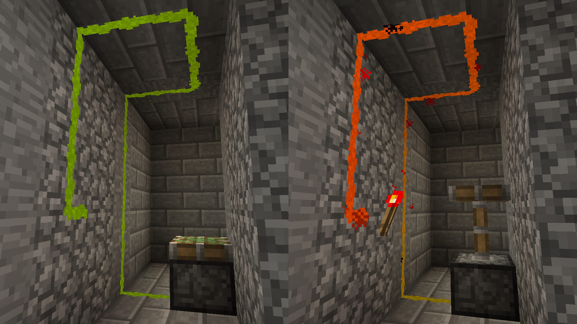 how to make redstone things in minecraft