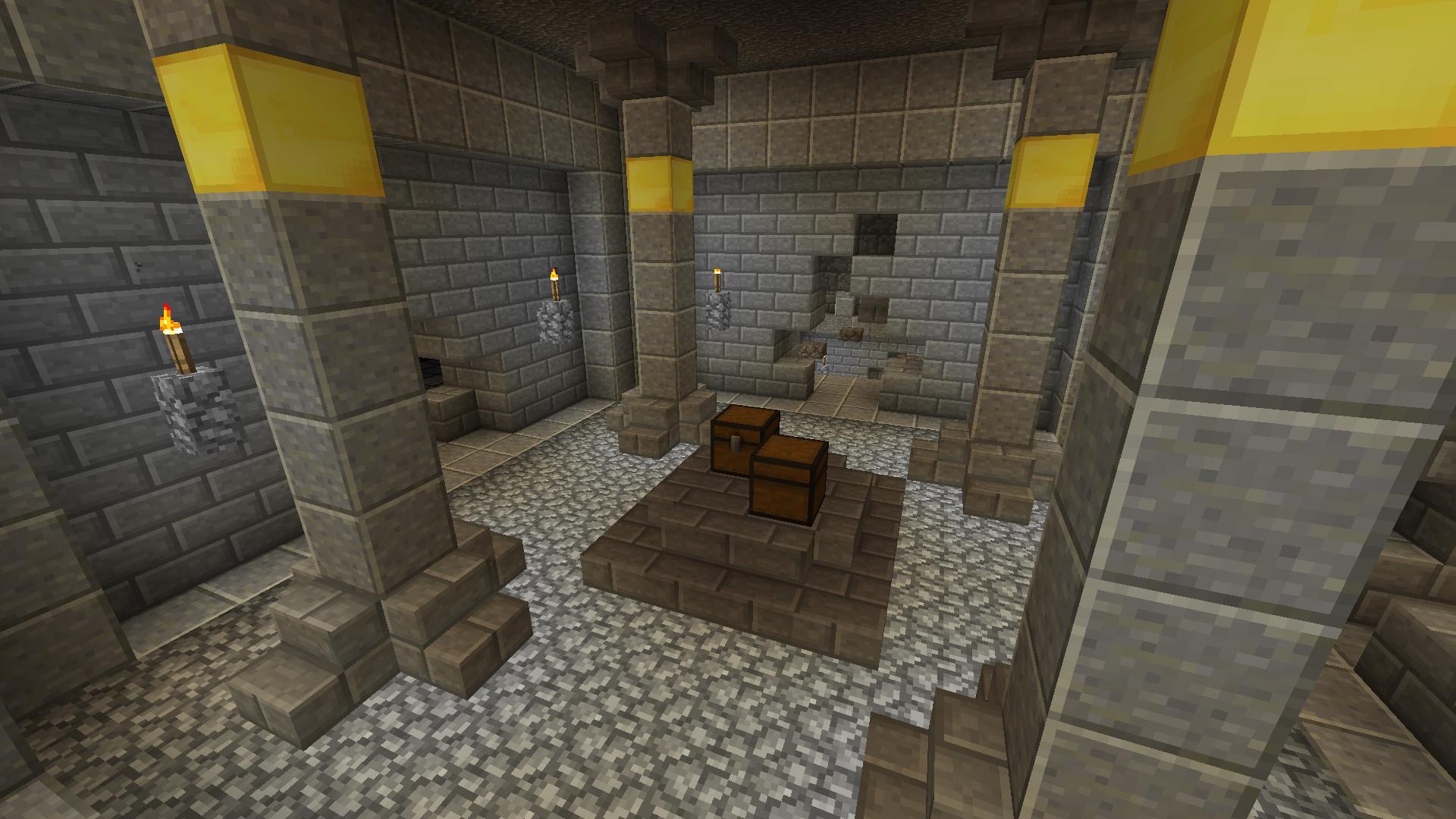 Secret Rooms Mod 1 Minecraft Modinstaller
