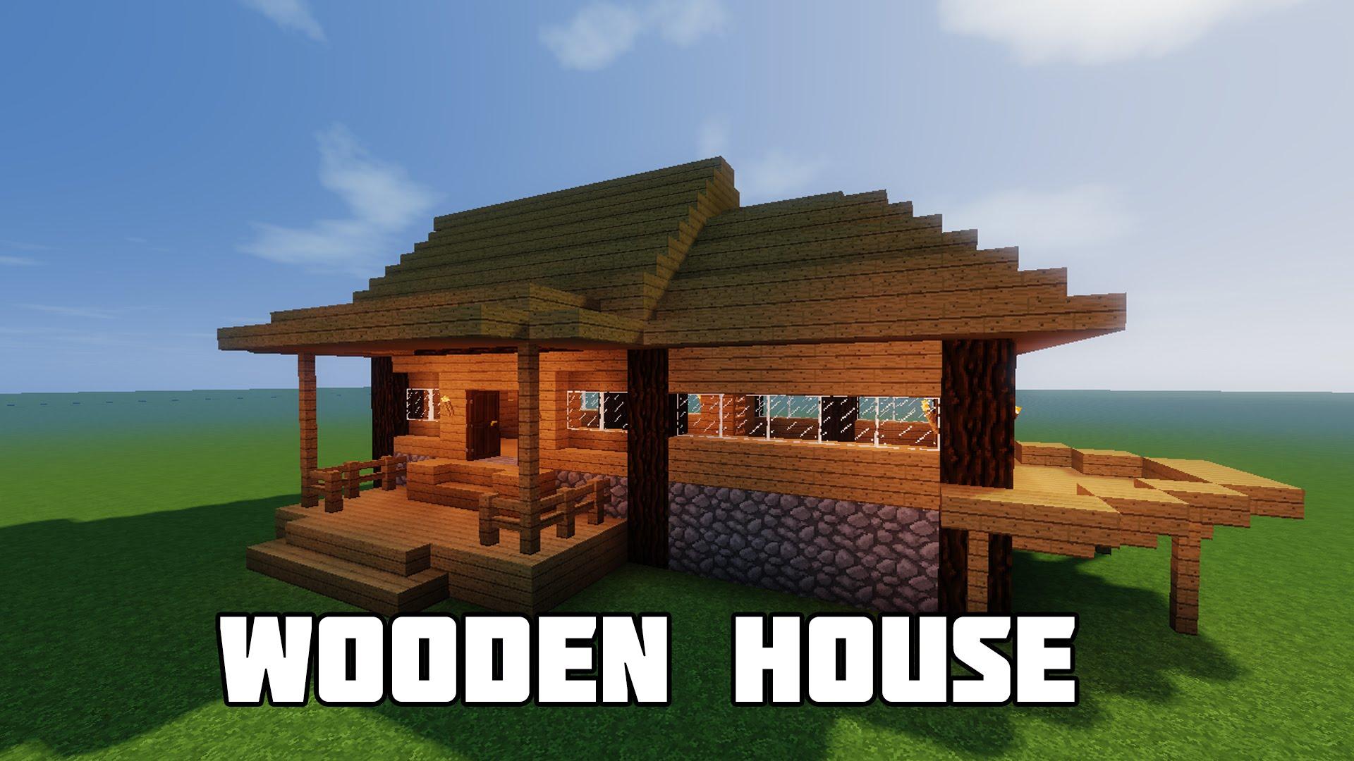 IHouse Mod Minecraft Modinstaller - Minecraft hauser mit einem klick mod