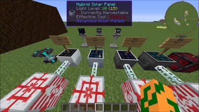Advanced Solar Panels