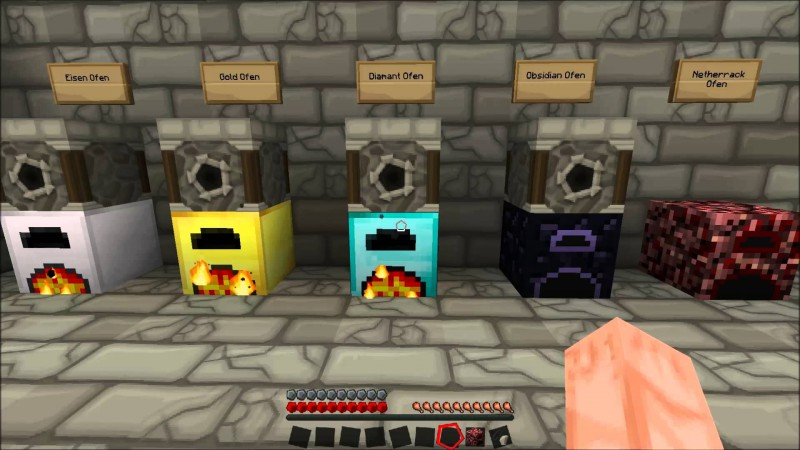More Furnaces