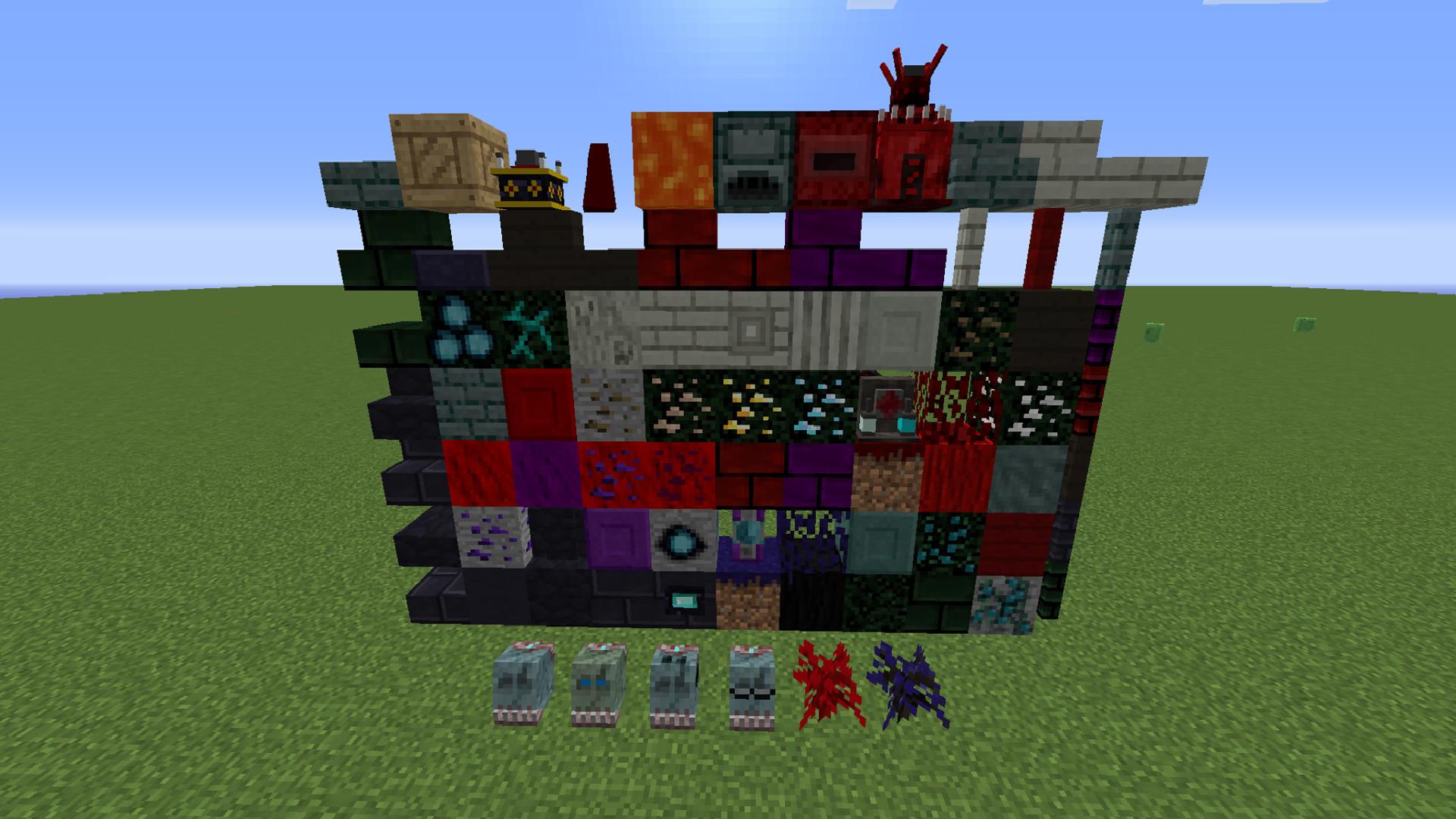 Minecraft Custom Crafting Recipe Maker