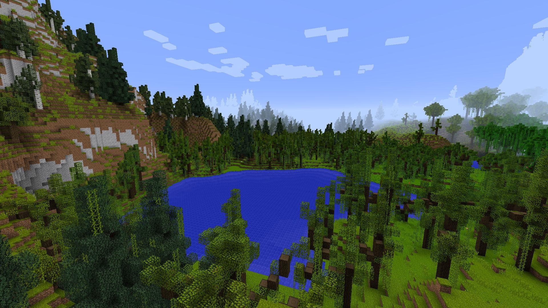 Alternate Terrain Generation Mod - 1 7 10 | Minecraft