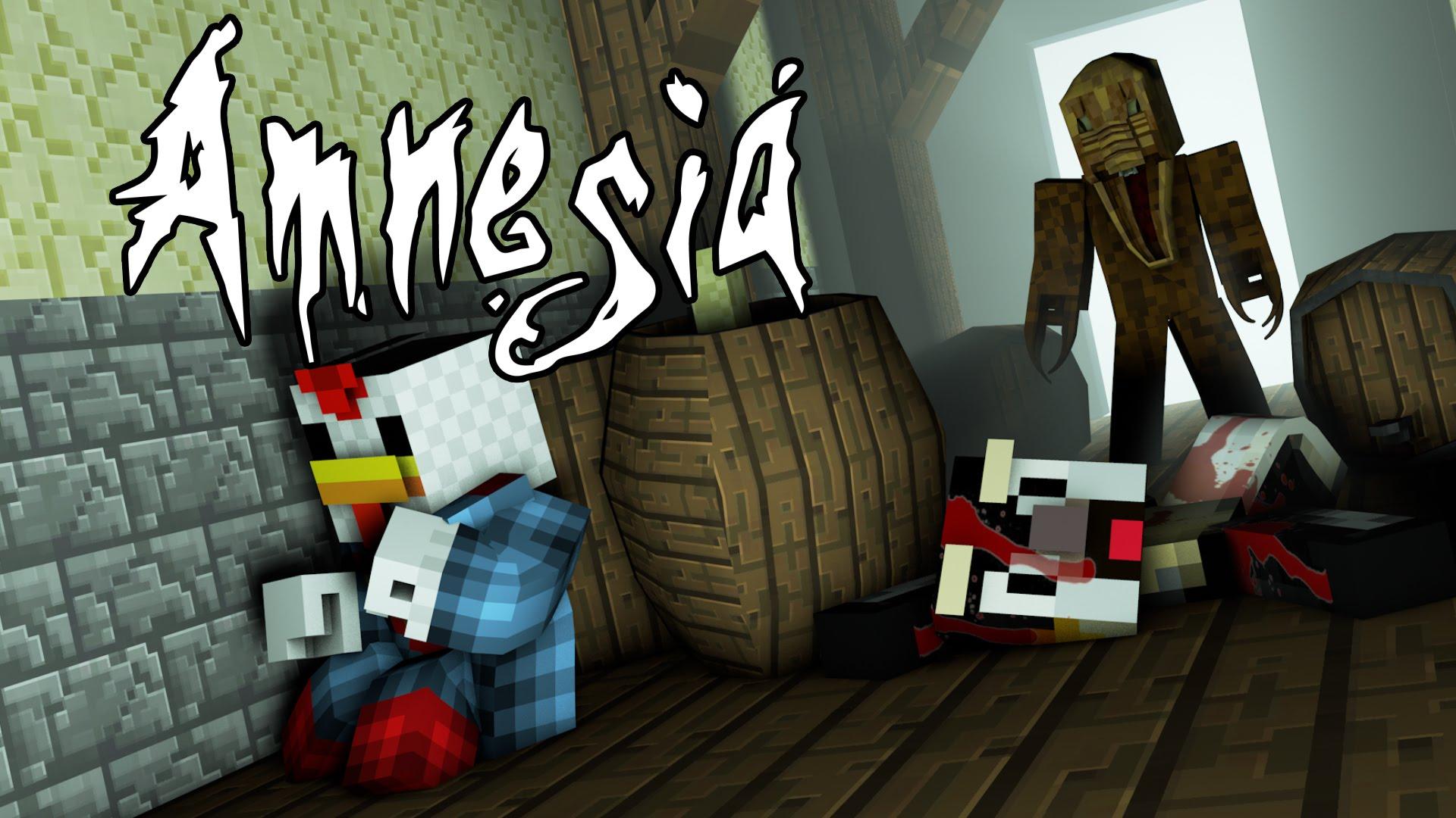 Amnesia Mod 1 8 9 1 7 10 Minecraft Modinstaller