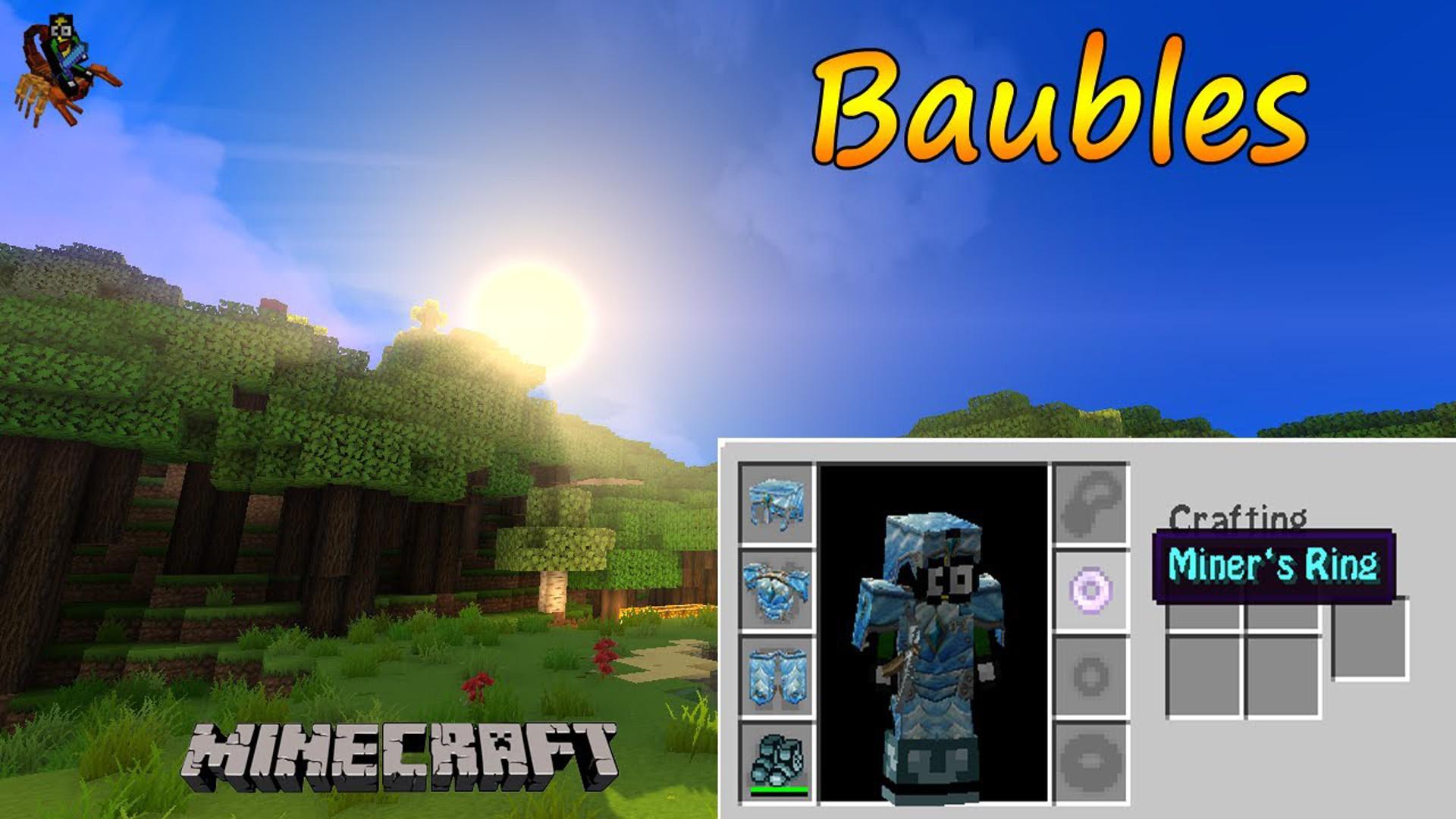 baubles 1.7.10