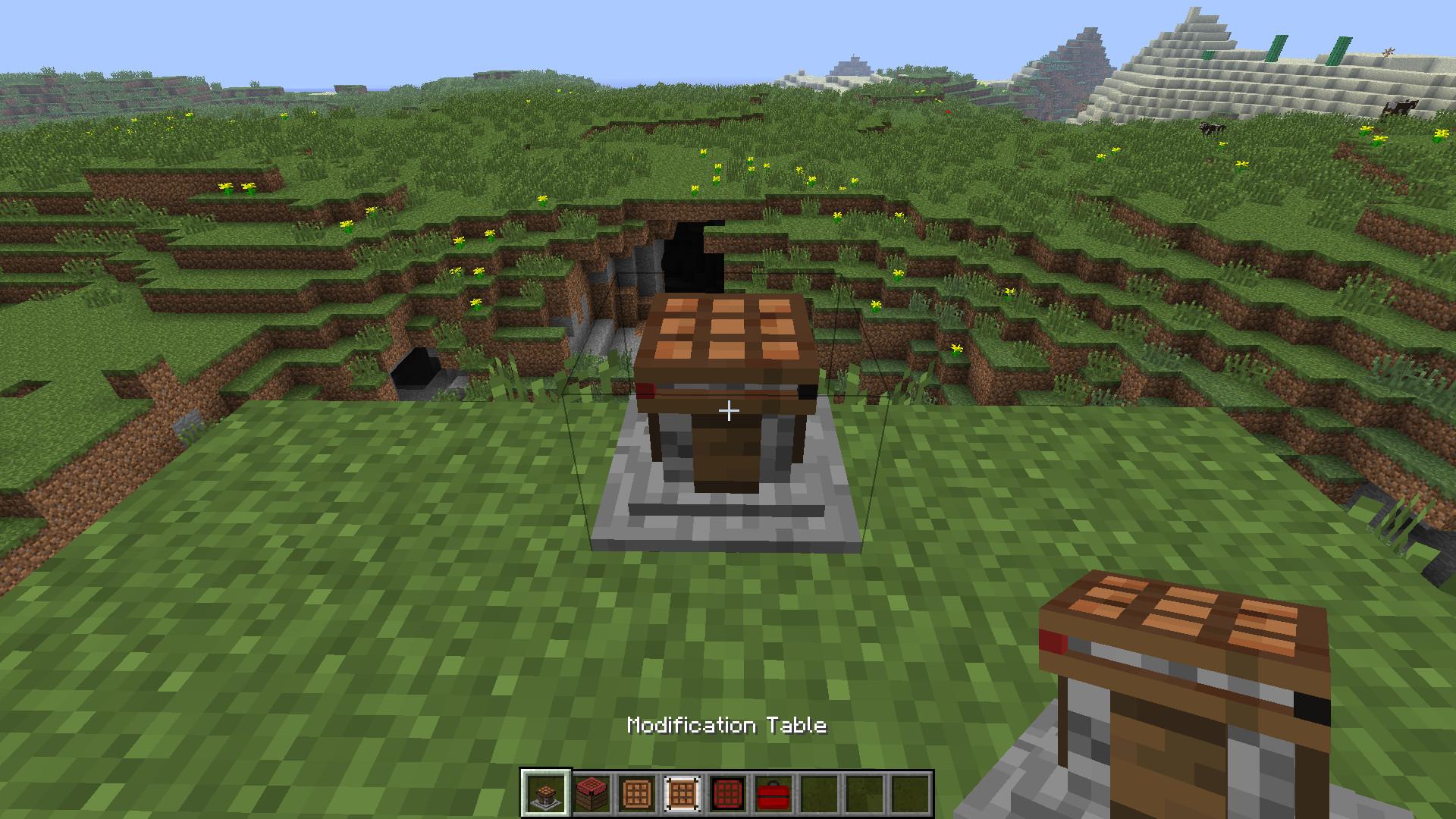 Скачать мод на просмотр крафтов для Minecraft 1.7.2 ...