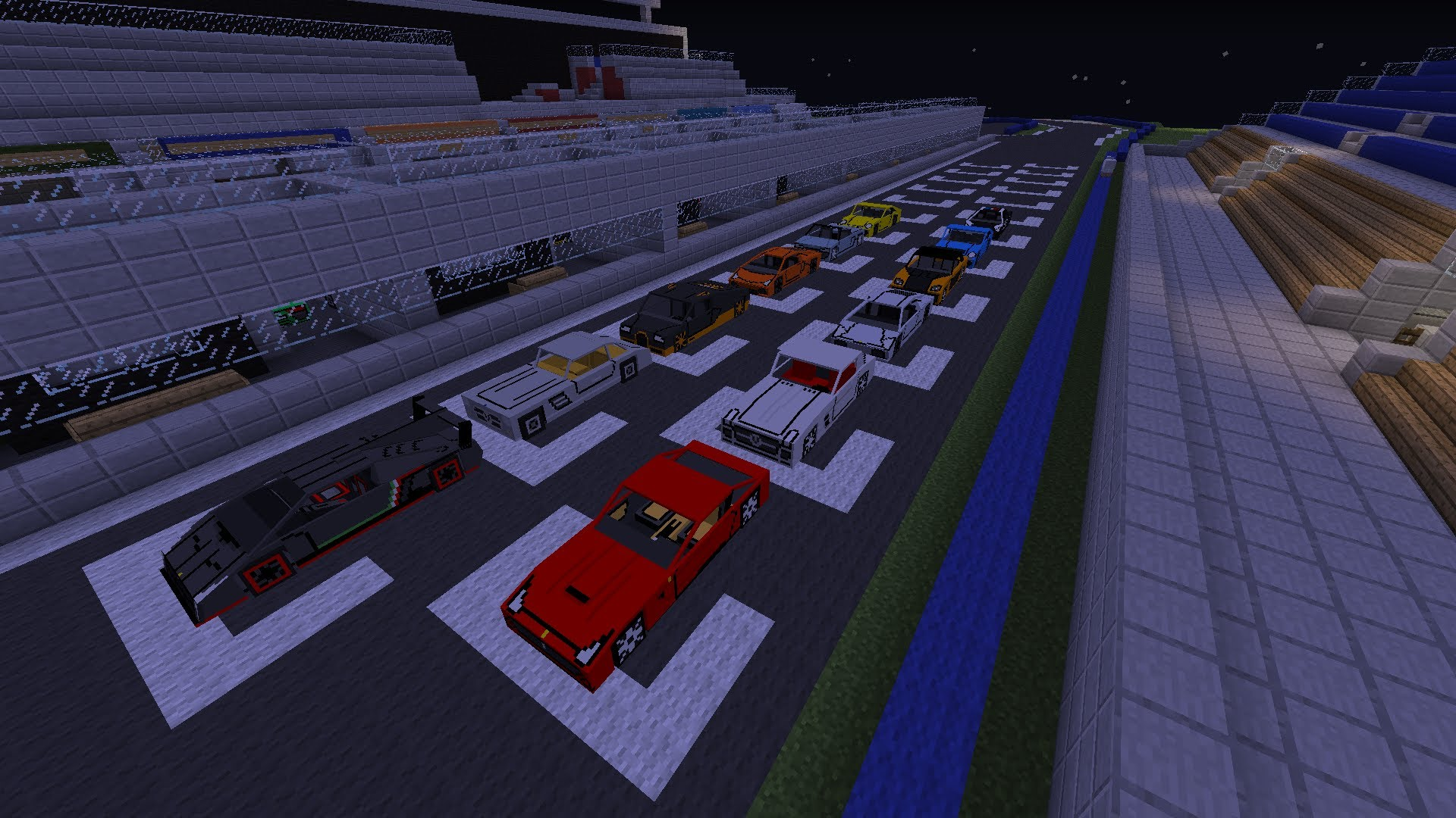 cars mod for minecraft 1.8