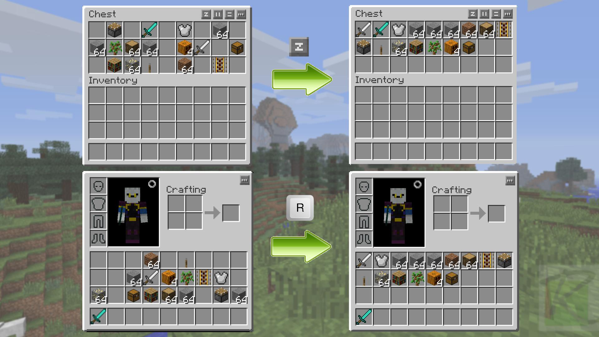 Inventory Tweaks Mod - 1.12.2/1.11.2/1.10.2/1.8.9/1.8/1.7 ...
