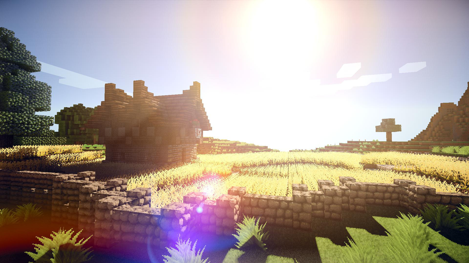 Sonic ethers shaders for minecraft | seus | realistic shaderpack ✅.
