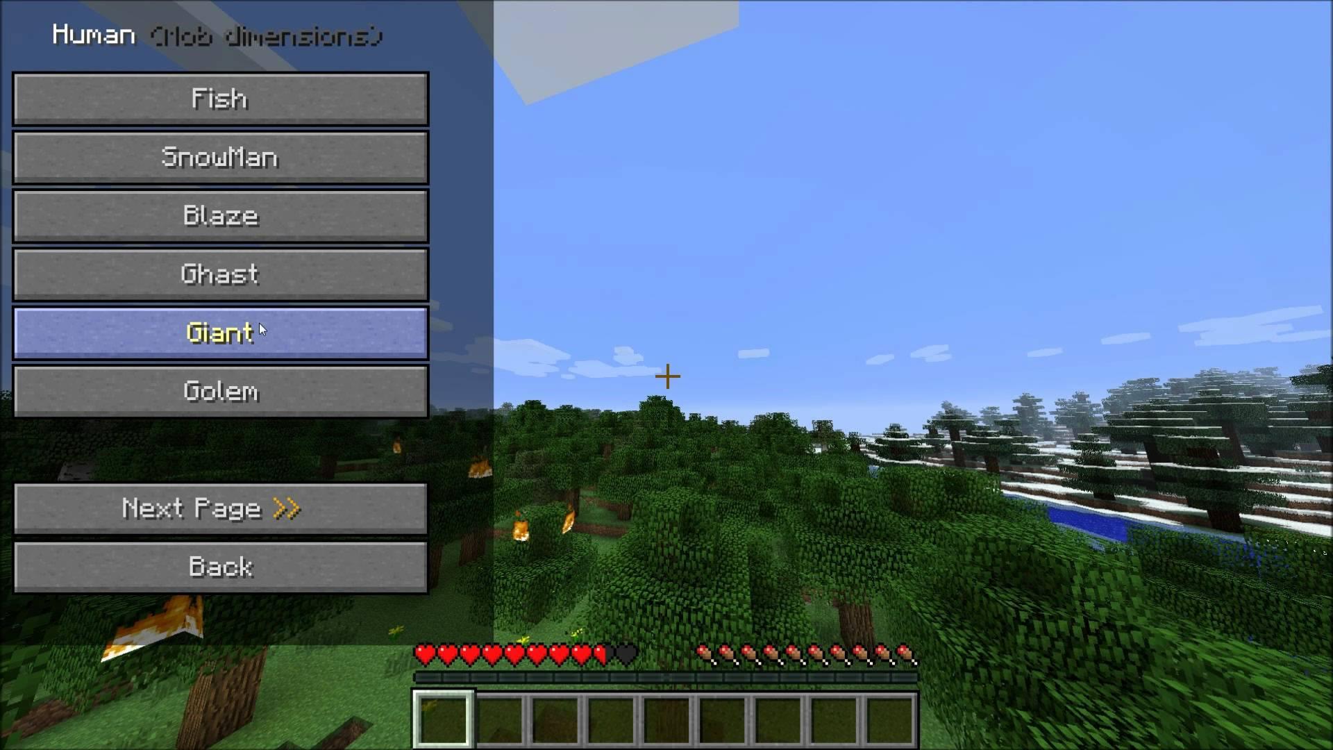 minecraft shapeshifter mod 1.7 10 download