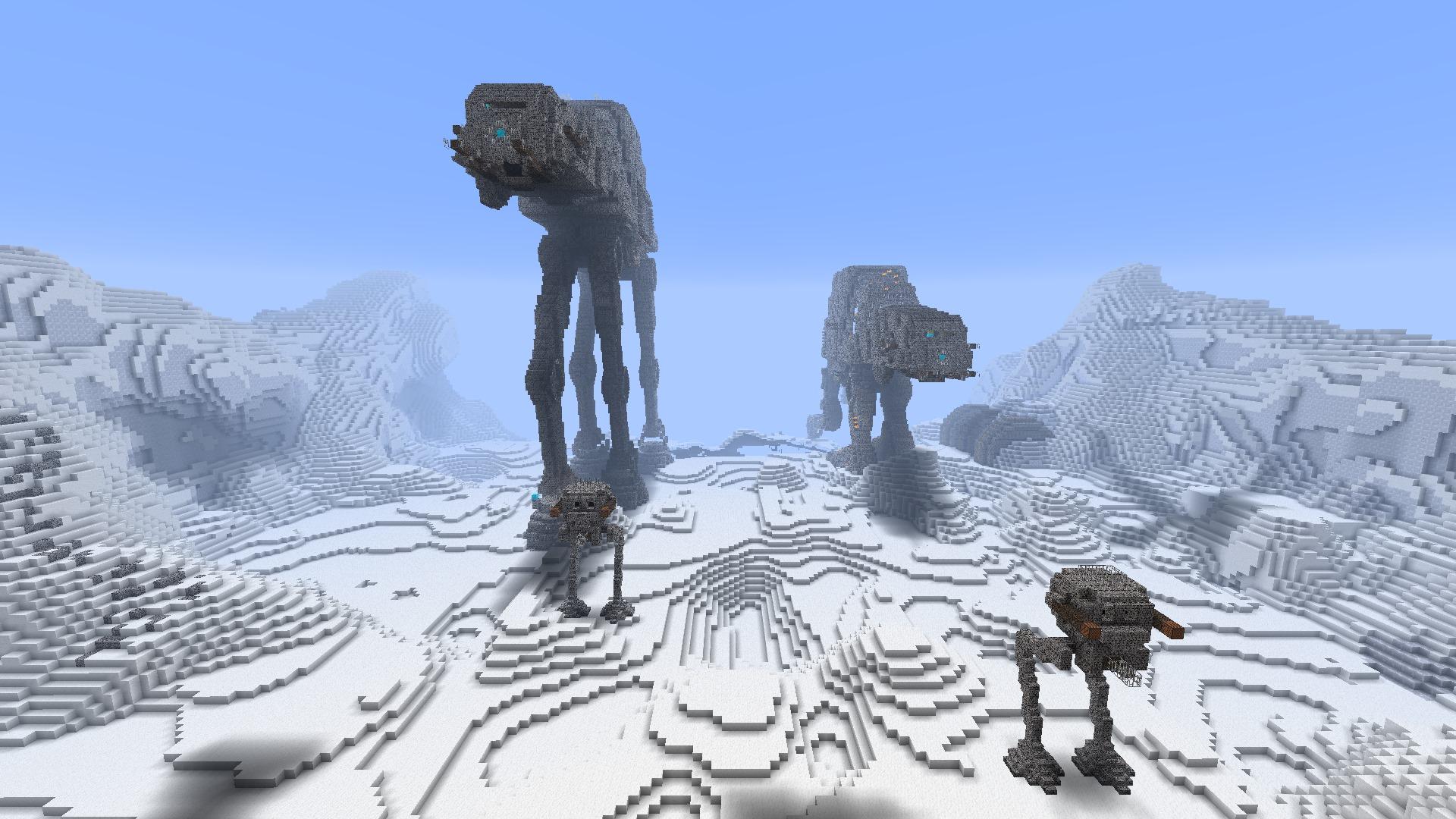 Star Wars Mod 1 6 2 1 5 2 1 5 1 Minecraft Modinstaller