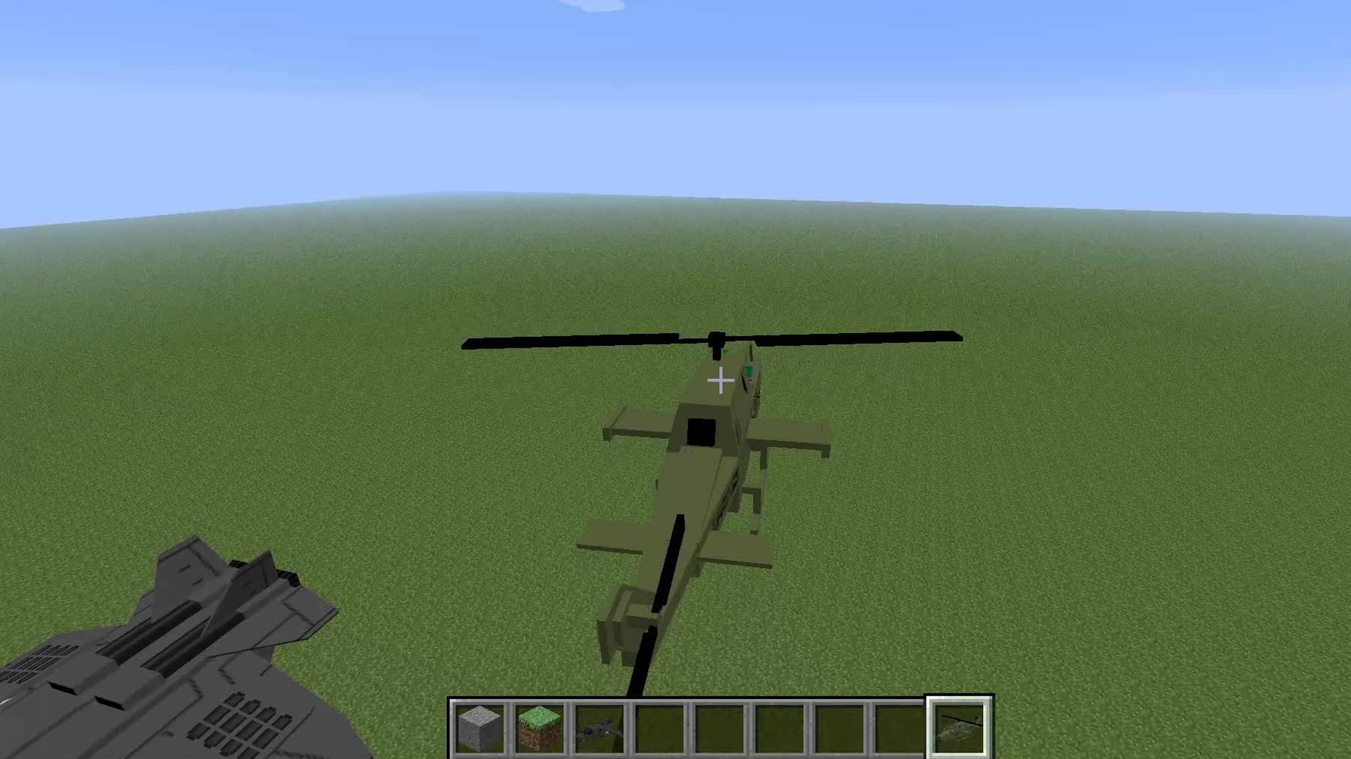 thx helicopter mod 1 5 2 minecraft modinstaller. Black Bedroom Furniture Sets. Home Design Ideas