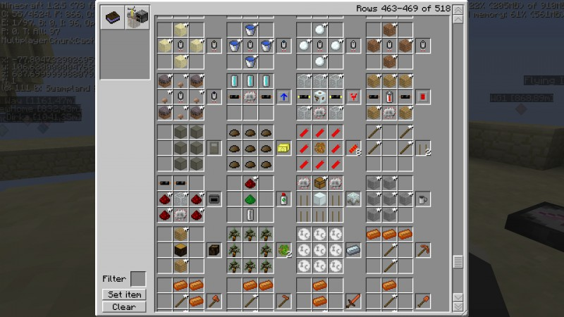 Not Enough Items (NEI) - НЕИ, крафты [1.12.2] [1.11.2] [1 ...