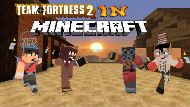 Team Fortress 2 Mod - 1 7 10   Minecraft Modinstaller